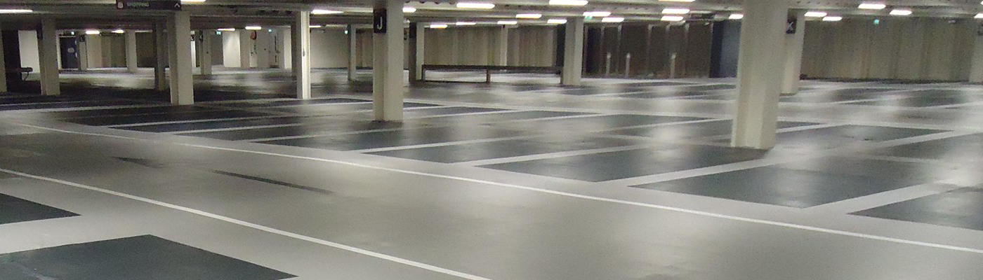 AFS' car park waterproofing expertise points to succcess