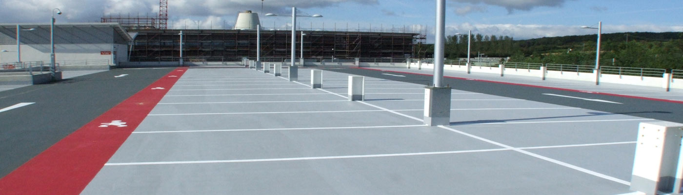 Car Park Deck Waterproofing
