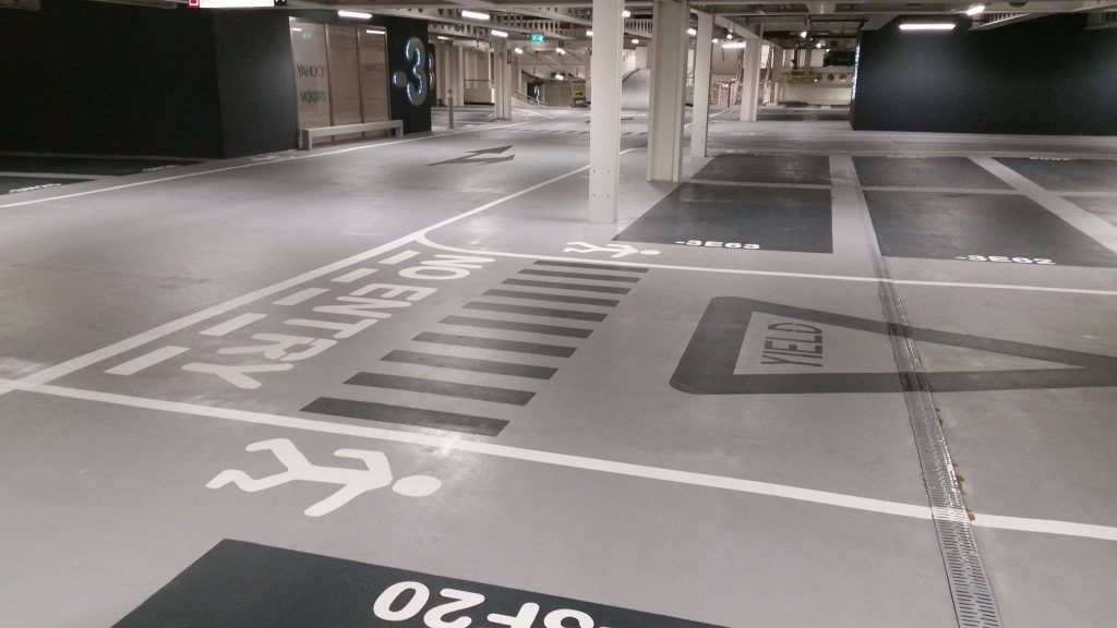 Car Park Deck Waterproofing Systems